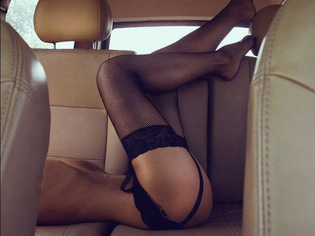 The woman in your car on Cam